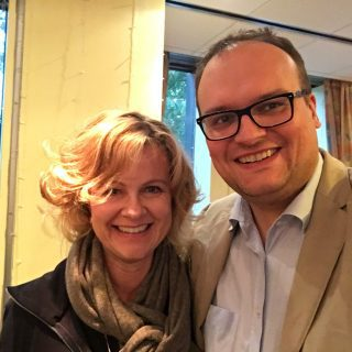"""Veranstaltung in Diepholz. Auftakt zur Veranstaltungsreihe für den """"Bundesverband Digitale Bildung e.V.""""."""